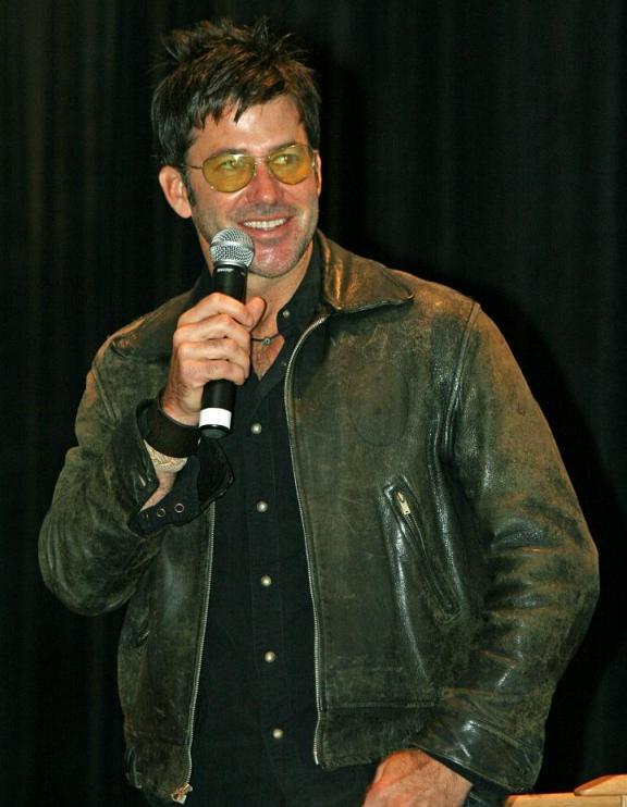 Joe Flanigan at MinCon 2010!