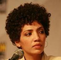 Jasika Nicole Comic-Con 2010