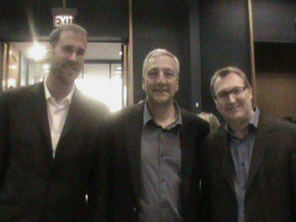 Jason Stewart, Mike Massimno, James MacLean
