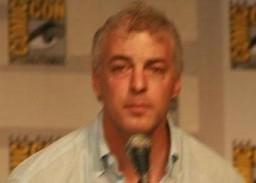 Jeff Pinkner Comic-Con 2010