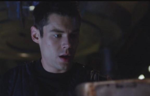 Brain Jacob Smith as Lt Scott