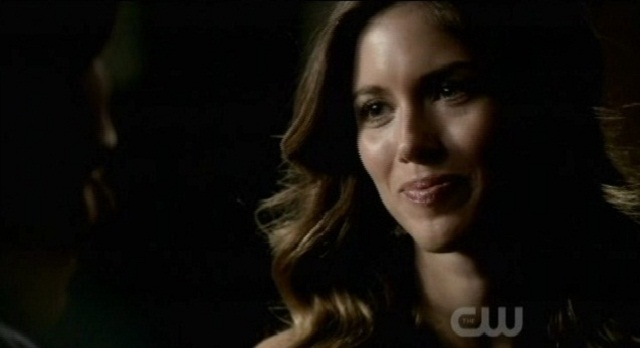 The Vampire Diaries 3x05 Matt can see Vicki