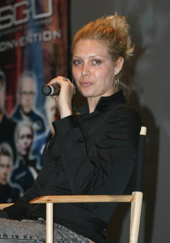 MinCon 2010 - SGU Star Alaina Huffman!