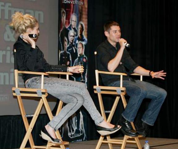MinCon 2010 - SGU Stars Alaina and Brian!