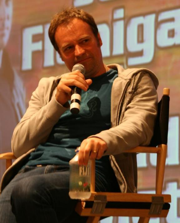 MinCon 2010 - Stargate Atlantis David Hewlett!
