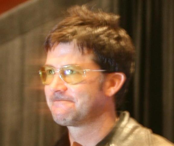 MinCon 2010 - Stargate Atlantis Joe Flanigan!
