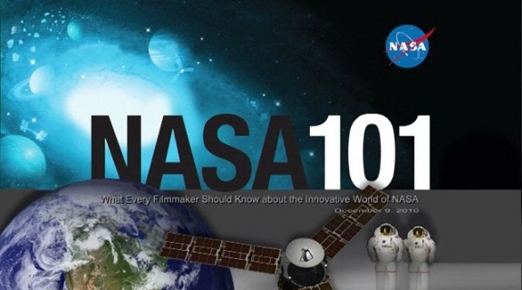 NASA 101: What Every Film, Movie and Science Fiction Series Maker Should Know About Innovative NEWCOMERS!