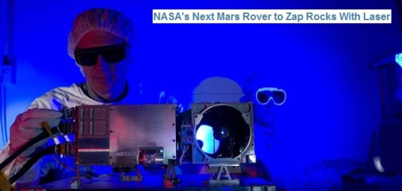 Click to learn more about new NASA Mars Rover at JPL!