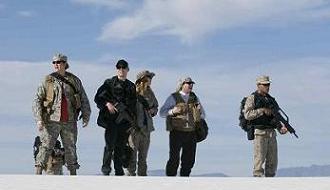 Stargate SGU S1x01 Team