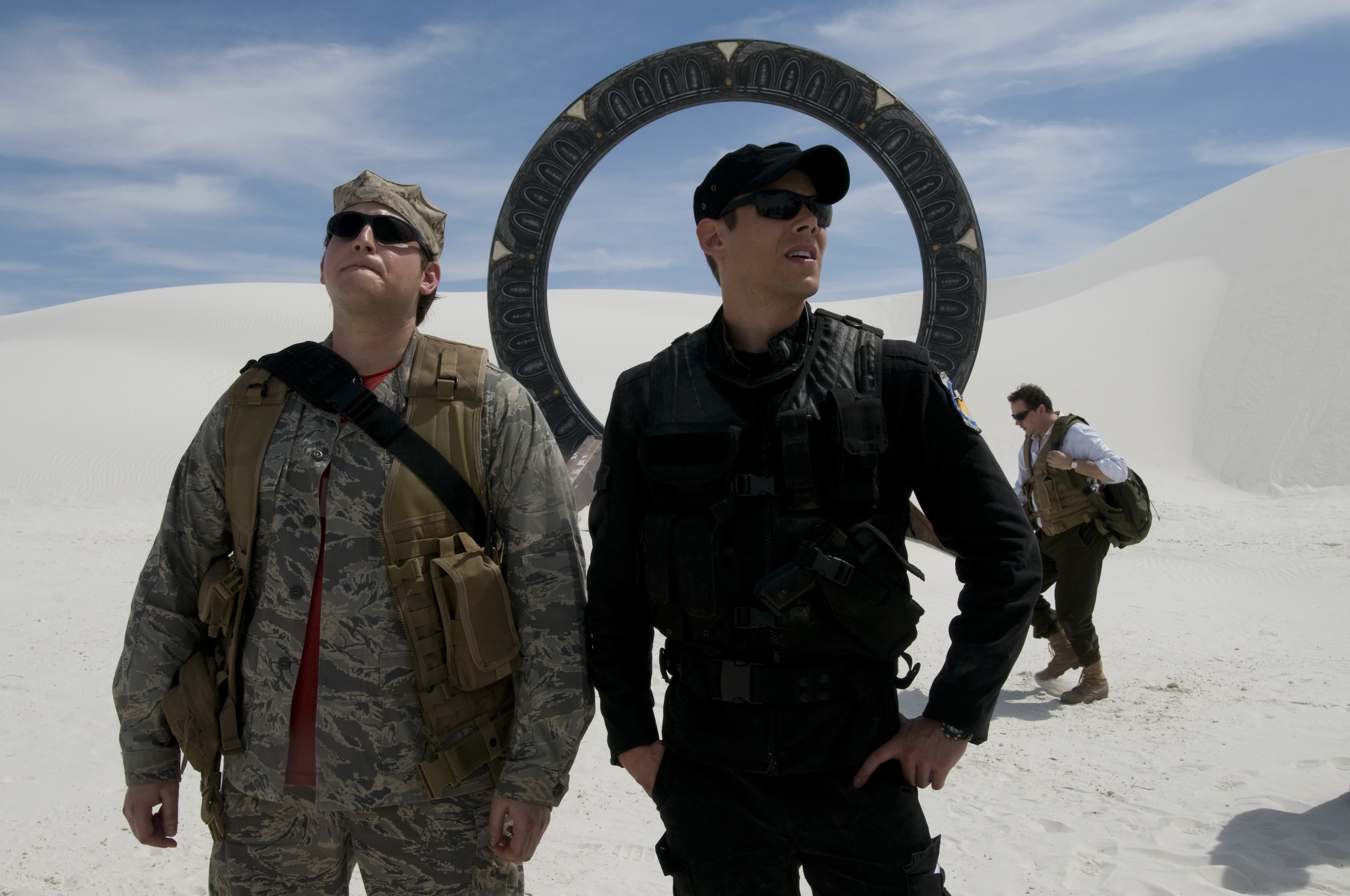 Review: Stargate Universe- A Hit? So Say We All!