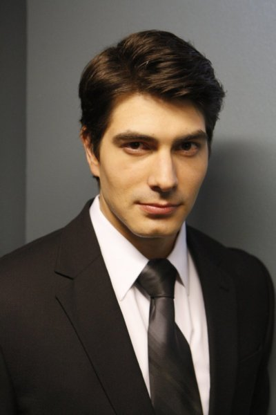 Brandon Routh as the not so good guy in Chuck!