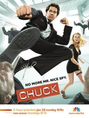 Chuck - No More Mr Nice Spy!