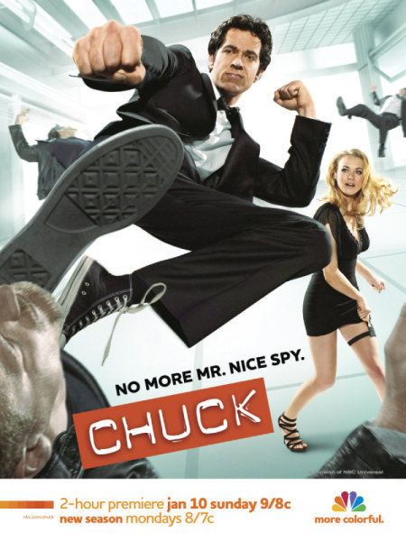 """Chuck: Extended Preview of Monday's Episode """"Chuck Versus First Class"""""""