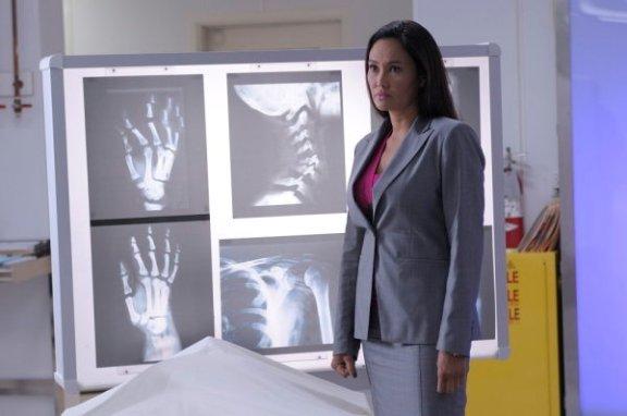 Warehouse 13 Tia carrere as Agent Katie Logan
