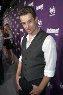 Comic-Con 2010 - James Marsters at Syfy Events!