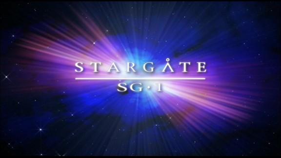 Stargate SG-1 Logo