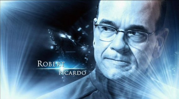 Robert Picardo of Stargate SG-1, SGA and SGU!