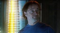 David Nykl as Stargate Atlantis' Dr. Zelenka!