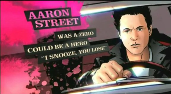 Aaron Street of The Dream Detective!