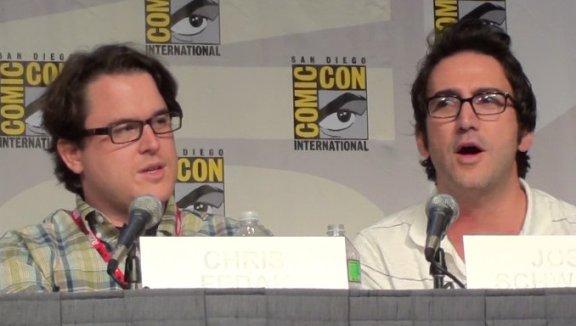 Comic-Con 2010 - Chris Fedak & Josh Schwartz!