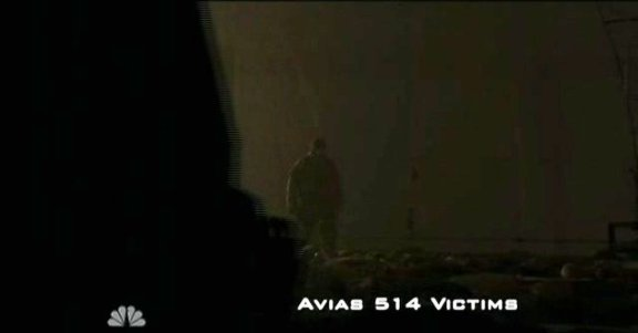 Avias flight 514 victims in The Event!