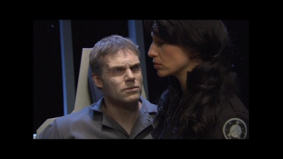 """Daniel and Vala From """"The Shroud"""""""