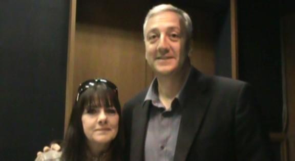 NASA 101 - Patti Beninati and Mike Massimino!