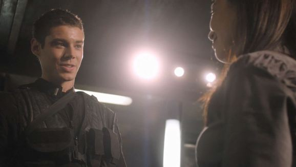 Scott and Camile. Click to visit SGU on Syfy