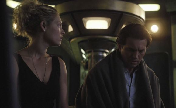 SGU Visitation S2x09 Caine and TJ