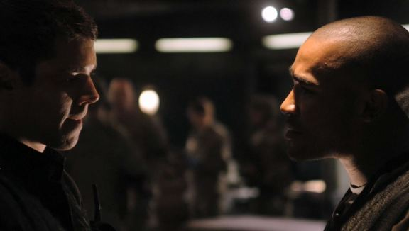 Scott and Greer. Click to visit SGU on Syfy