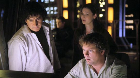 SGU Resurgence S2x10 Brody, Park and Volker