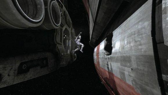 SGU Resurgence S2x10 Greer's ship-to-ship jump