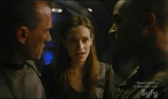 Stargate Universe:  The Greater Good