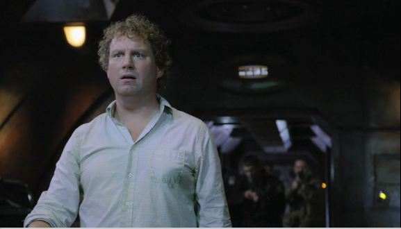 SGU Malice S2x08 Volker priceless expression