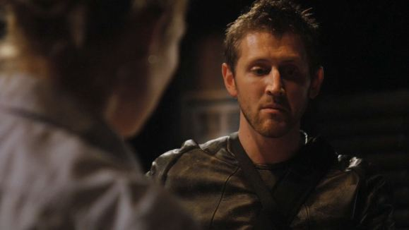 TJ does surgery. Click to visit SGU on Syfy