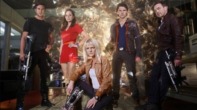 Primeval Series Four - The New A.R.C. Team