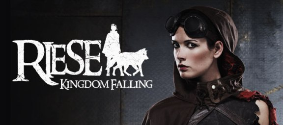 Click to visit Riese Series - Kingdom Falling on SPACE Channel!
