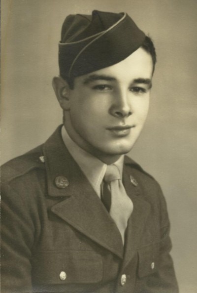 Robert K. Weeks Sr during World War Two