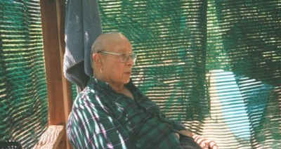 Robert K. Weeks Sr. at Ranch Hot Tub Green Room