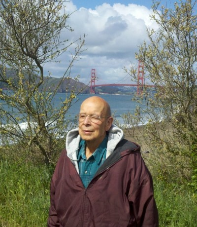Robert K. Weeks Sr. Golden Gate National Park circa 2011