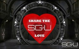 Spead The SGU Love. Image courtesy StargateZone