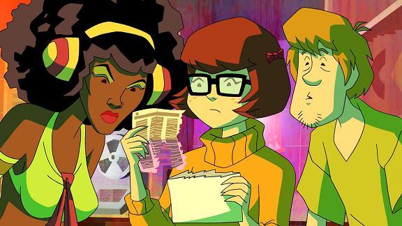 The Scooby Team investigates!