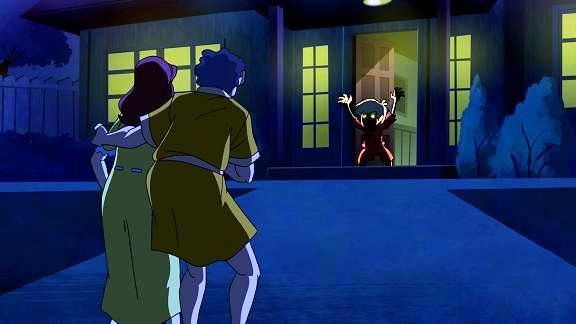 In the Dark on Scooby-Doo!
