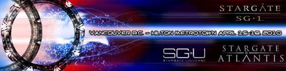 Click to visit Creation Entertainment Stargate VanCon!
