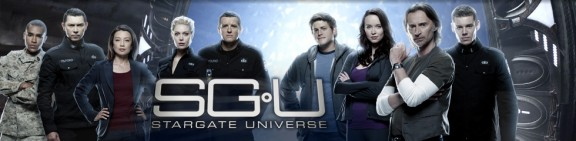 SGU Cast Banner - Click to visit SGU on MGM Dot Com