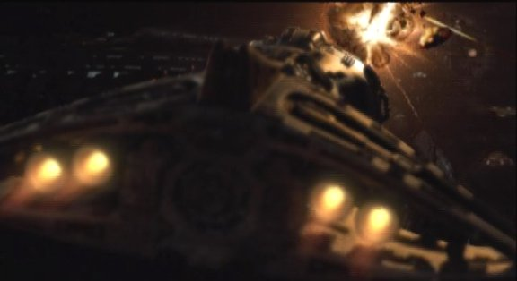 SGU S1x11 Space - Battle Sequence