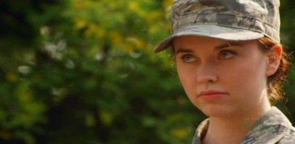 SGU S1x14 Human - Chloe looking at Eli