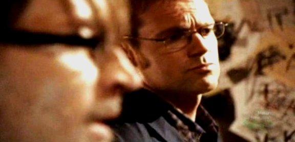 SGU S1x14 Human - Daniel Jackson & Rush contemplate together