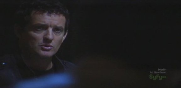 SGU S1x14 Human - Louis Ferreira as Col. Young