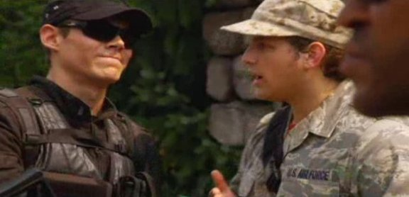 SGU S1x14 Human - Lt. Scott not buying Eli Kino loss
